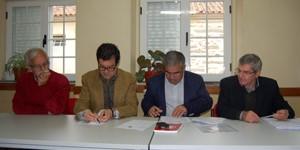 Contrato de eletrificação rural do Douro